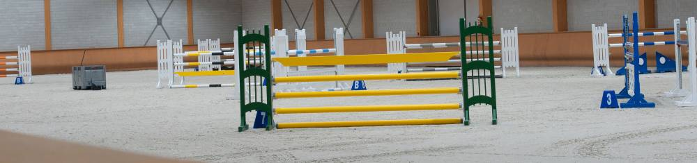 Oefenspringen Nederlandse paardensport