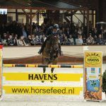 CSI wedstrijd Limburg concours dressuur