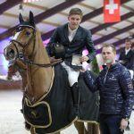 Prijsuitreiking Horse Service International