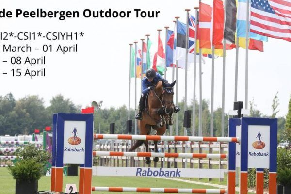 CSI de Peelbergen Outdoor Tour